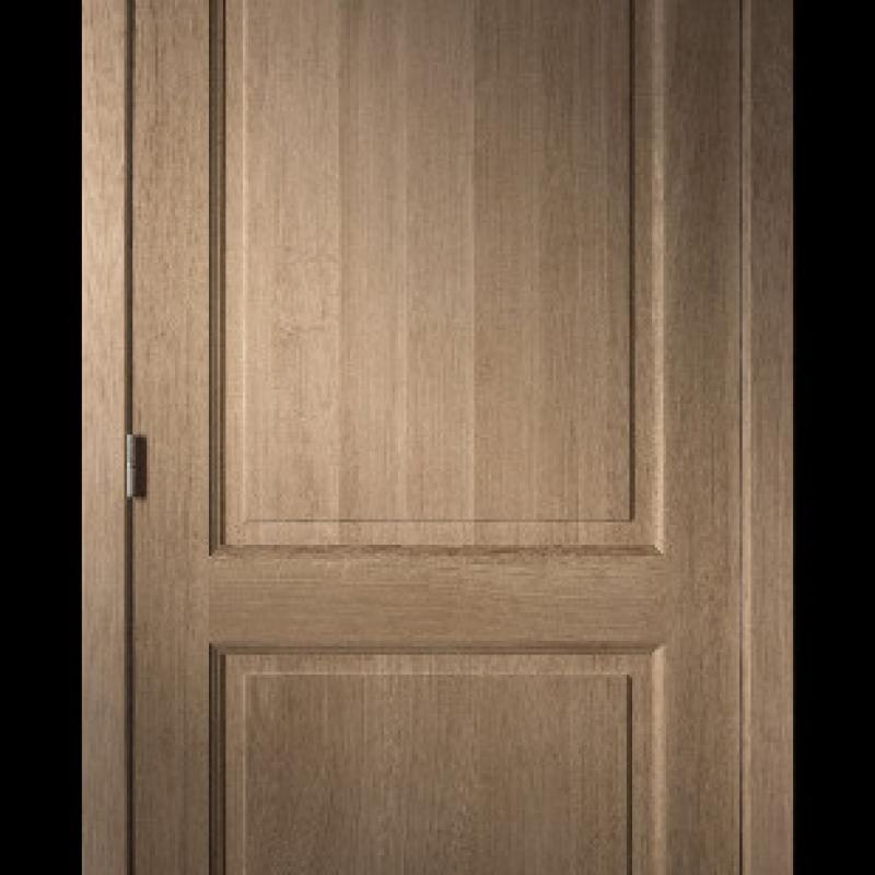 Porte Intérieure en bois Massif chêne Choix Ier, Ier Bis ou Rustique