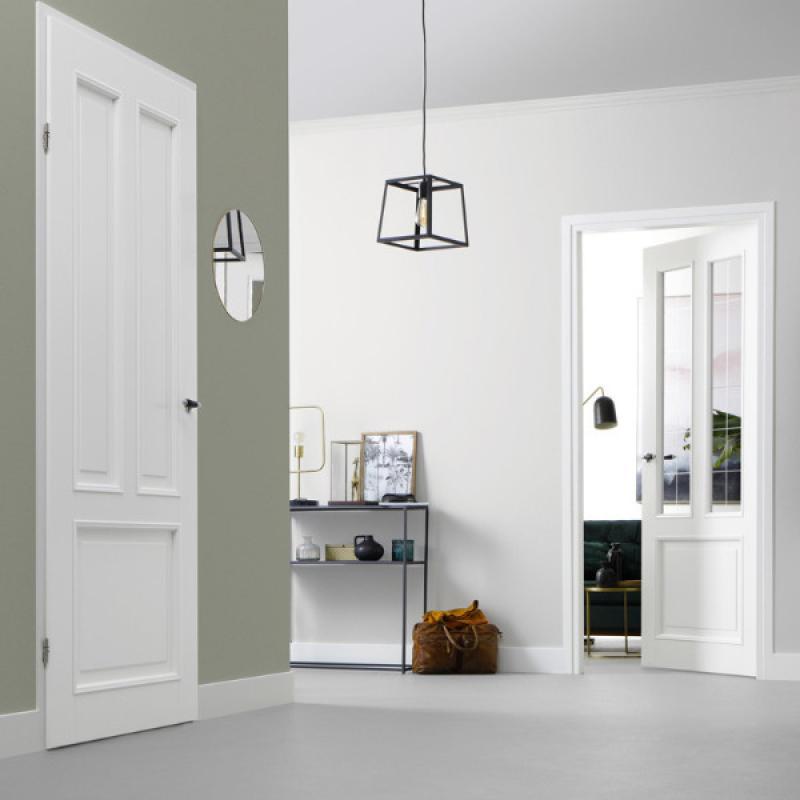 SUPERLAK BLANC  Classique ( laque Blanc Alpin RAL 9010 ou Extra Blanc NCS-S 0300-N )